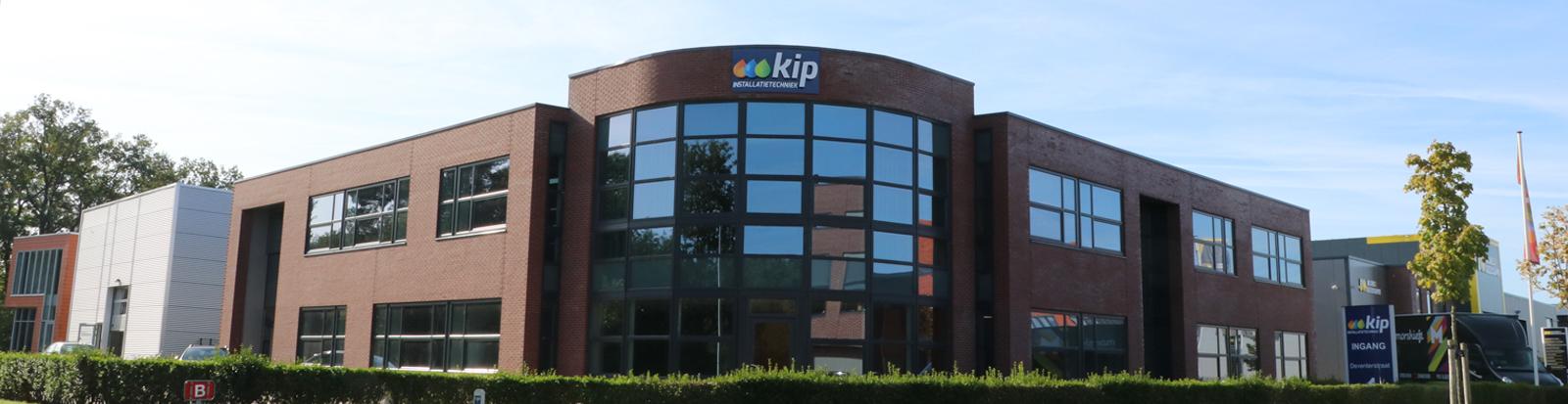 Het team van Kip Installatietechniek